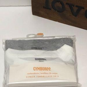 NWT - Gymboree Boys 2 Pack Undershirts